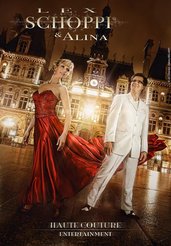 Lex Schoppi & Alina by Zakary BELAMY