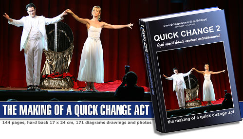 THE MAKING OF A QUICK CHANGE ACT
